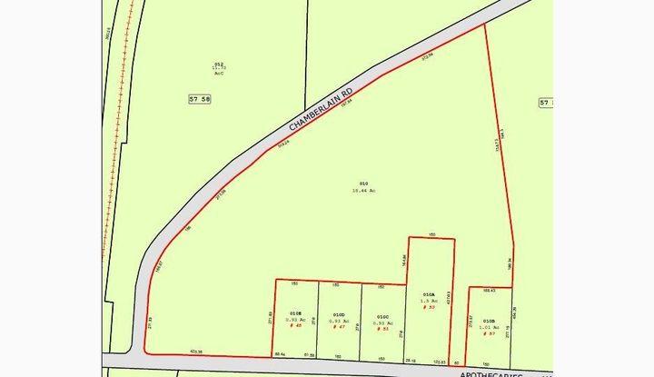 0 Apothecaries Hall Rd/ Chamberlain Rd E Windsor, CT 06016 - Image 1