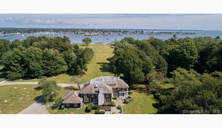 199 Wamphassuc  Lot 4 and 4c Road Stonington, CT 06378 - Image 1