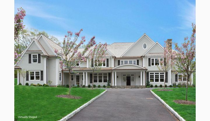 198 West Hills Road New Canaan, CT 06840 - Image 1