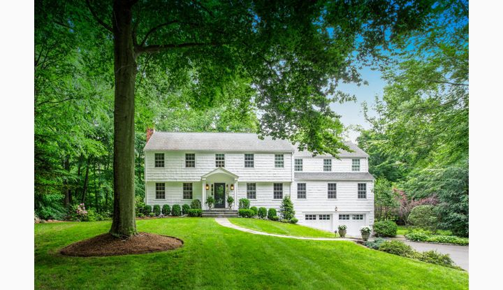 156 Pocconock Trail New Canaan, CT 06840 - Image 1