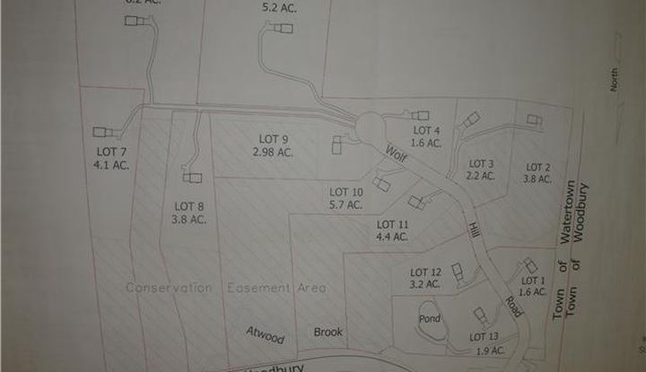 LOT#2 Wolf Hill Road - Image 1