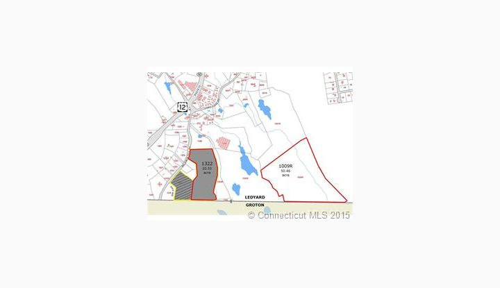 1322 + 1009R Baldwin Hill Rd Ledyard, CT 06355 - Image 1