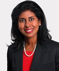 Photo of Usha Subramaniam